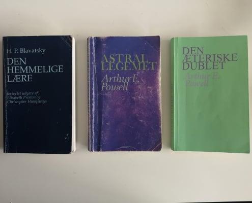 Clairvoyant - Spirituelle bøger - Peer Mathiesen