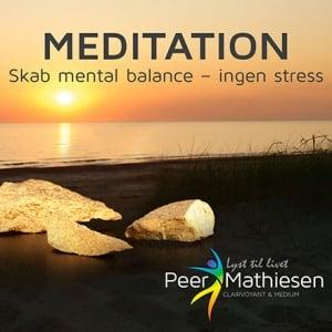 Meditation - Lyst-til-livet - Peer Mathiesen