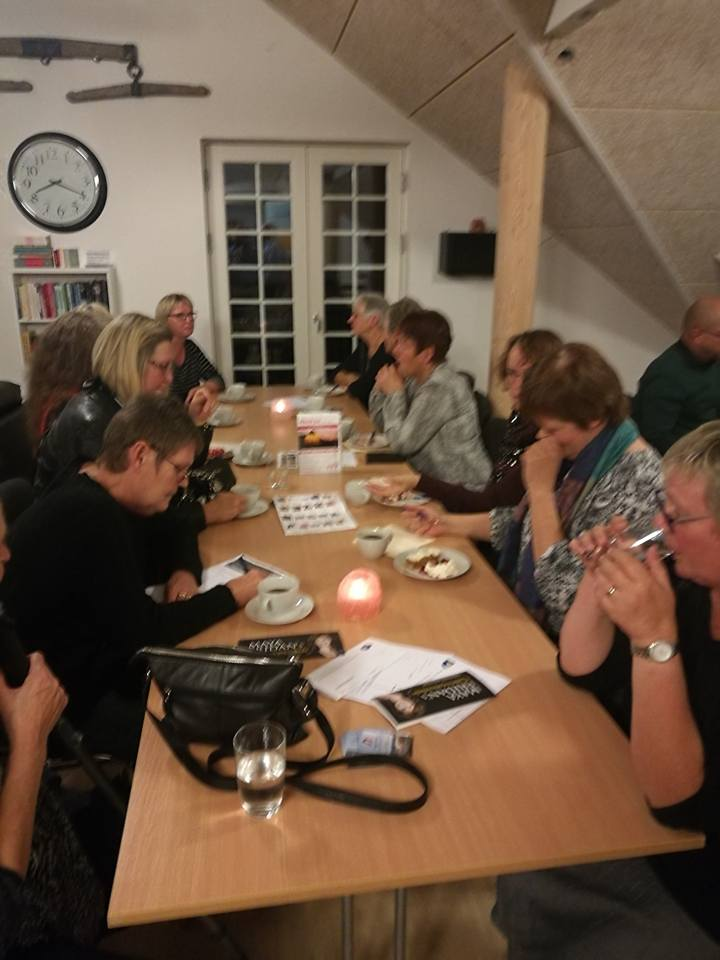 Mini workshop - Clairvoyance - Peer Mathiesen
