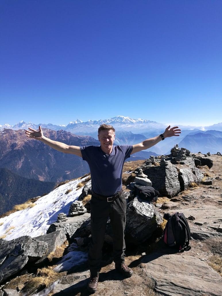 Spirituel rejse - Clairvoyant - Peer Mathiesen